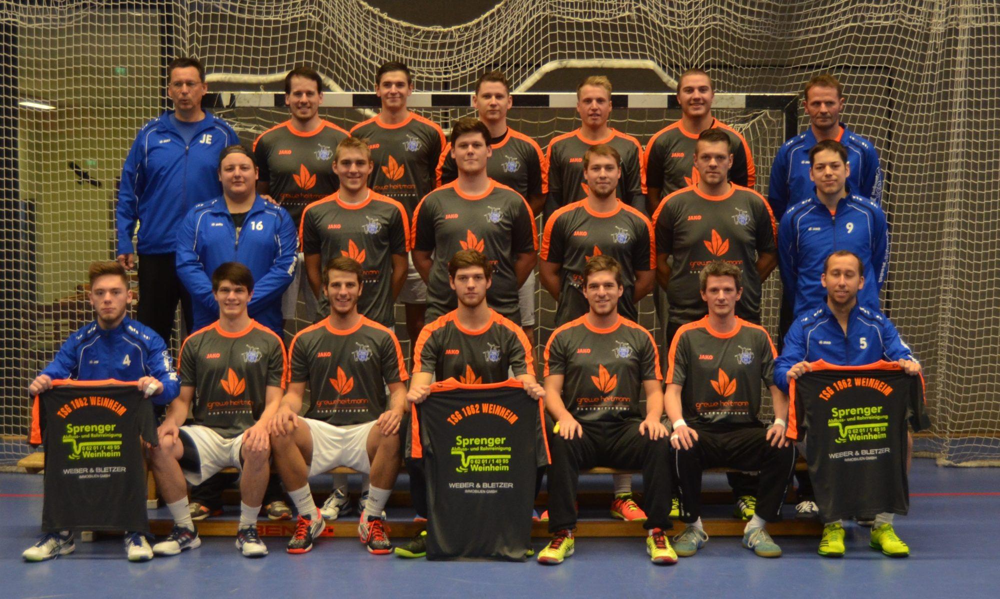 TSG 1862 Weinheim - Handball
